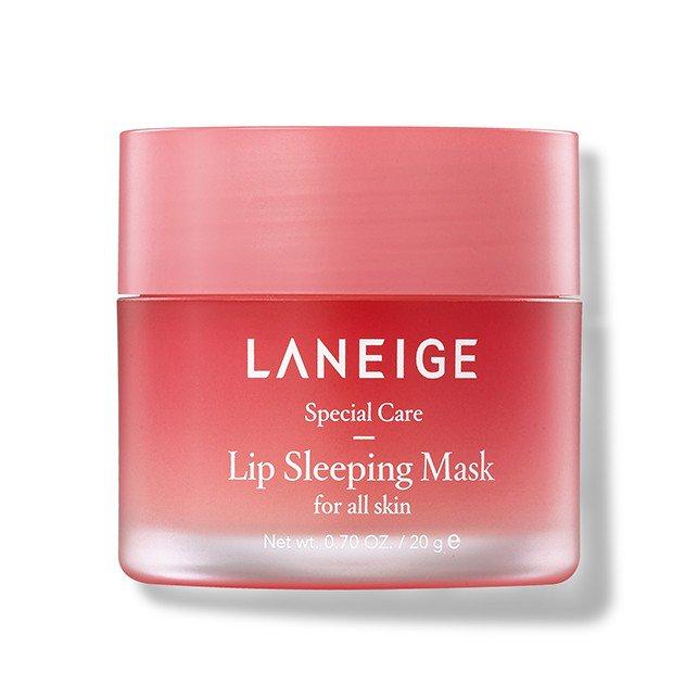 10. Lip Sleeping Mask - Berry (Laneige) mascarilla labios coreana