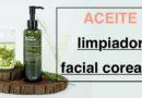 Aceite limpiador facial coreano: te presento el señor más elegante de la cosmética coreana